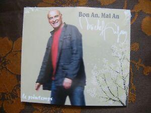 CD-MICHEL-FUGAIN-Bon-An-Mal-An-Le-Printemps-XIII-Bis-Records-2011-NEUF
