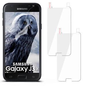 HD-Protecteur-D-039-Ecran-pour-Samsung-Galaxy-J3-2017-Film-Neuf-Transparent-D-039-Ecran