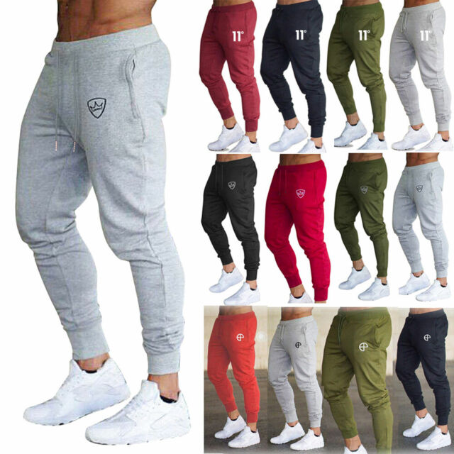 Men/'s Fitness Pants Fits Adidas Sportswear Joggers Tracksuit Training Trousers