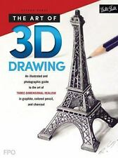 The Art of 3D Drawing : An Illustrated and Photographic Guide to the Art of...
