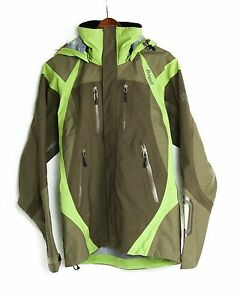 Breathable Green and Waterproof Norway Rain Jacket Wind