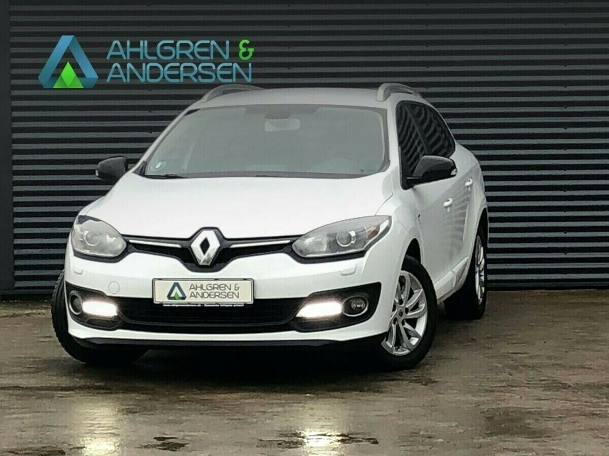 Renault Megane III 1,5 dCi 110 Limited Edition ST 5d