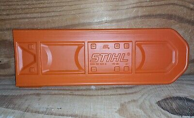 "Genuine STIHL 12/"" 14/"" scabbard 0000-792-9172  new oem      {12w"