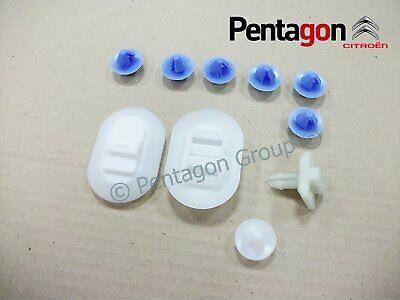 1610186180 Genuine Citroen DS3 Side Skirt Fixing Clip Kit New