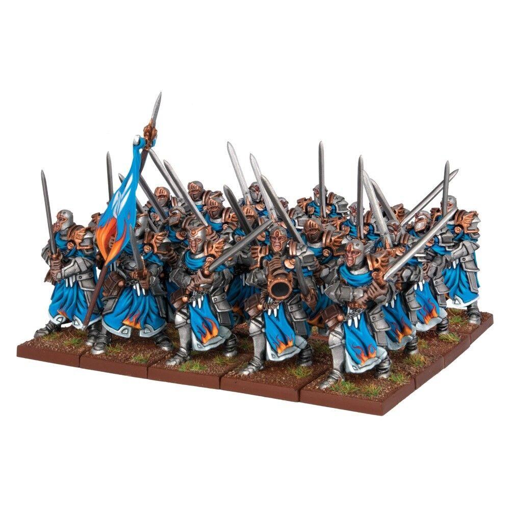 Kings of War  Basilean Paladins (20) Mantic Games