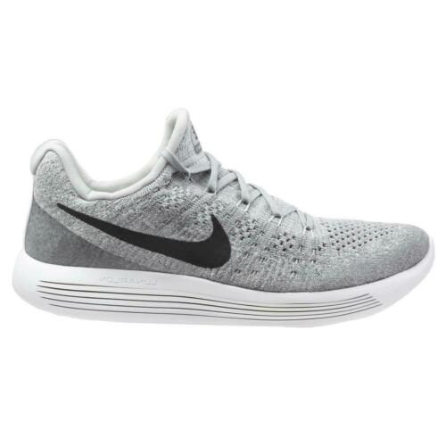 Homme Nike lunarepic faible Flyknit 2 Running Baskets 863779 002