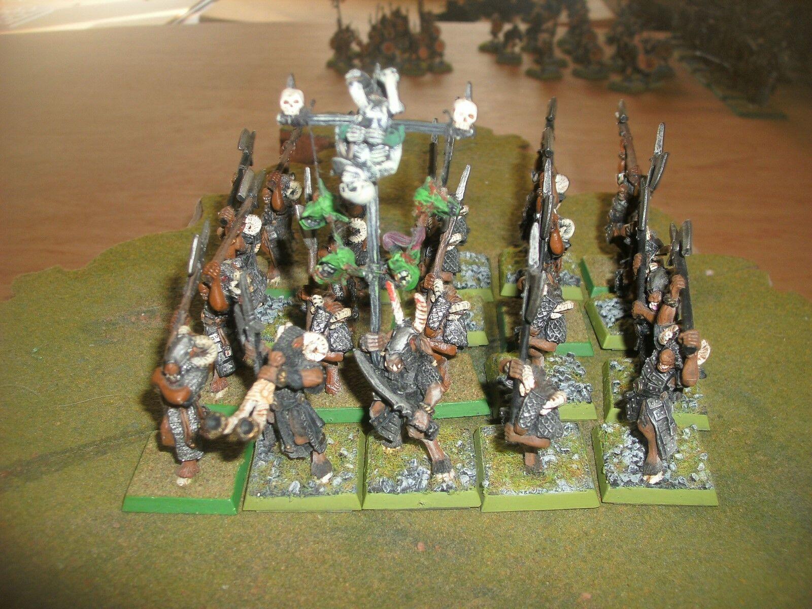 Warhammer Fantasy Chaos Beast Men (20) Games Workshop