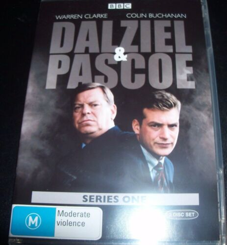 1 of 1 - Dalzel & Pascoe Series One 1 (Australia Region 4) DVD