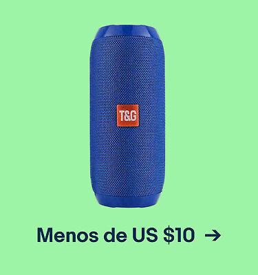 Menos de US $10