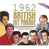 The 1962 British Hit Parade Part One Jan - May, Various Artists, Audio CD, New,