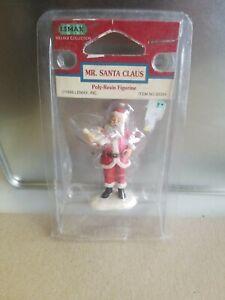 1999 Mr. Santa Claus 92334 Lemax Christmas Village Collection Figure