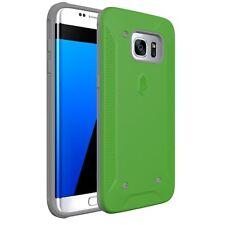 Poetic QuarterBack Bumper Protection Case for Samsung Galaxy S7 Edge Green