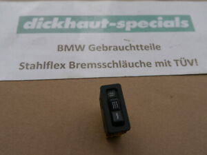 BMW E36 Schalter Sitzheizung SHZ gelb 1387917