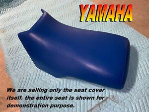 Seat Covers Black 1987-1999 Yamaha YFM350 Big Bear ATV Seat Cover ...
