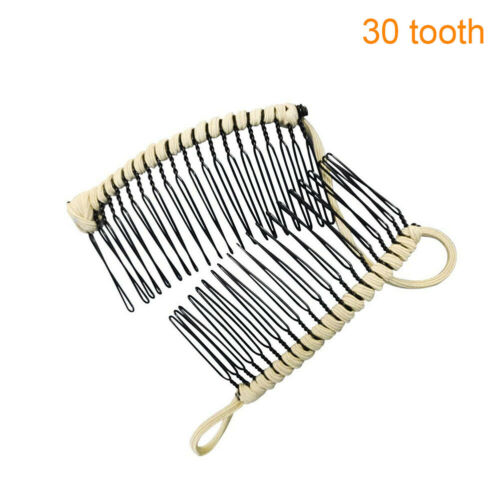 Add Volume DIY Banana Clip For Thin Fine Hair Portable Stretchable Adjustable