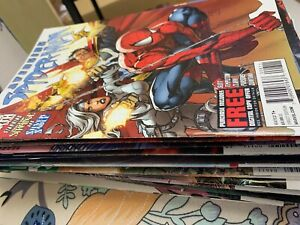 100 Lot of Marvel ~ DC /& Indie Comic Books ~ 1960s-Modern~Comic Book Mixed Lot