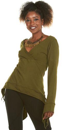 PIXIE TOP GEKKO TOP PIXIE t-shirt WOMENS PIXIE CLOTHING FAIRY TOP elf top