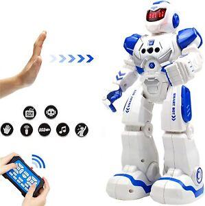 RC Robot Toy Programmable Intelligent Walk Sing Dance Smart Robot for Kids Gift