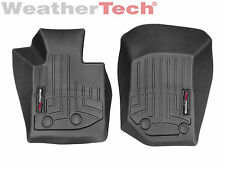 WeatherTech FloorLiner for BMW 3-Series Convertible - 1994-1999- 1st Row - Black