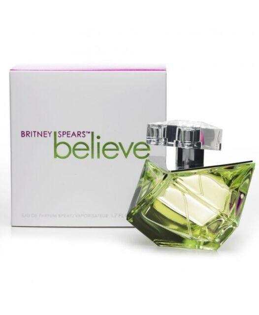 Britney Spears Believe Fragrance for Women 100ml EDP Spray