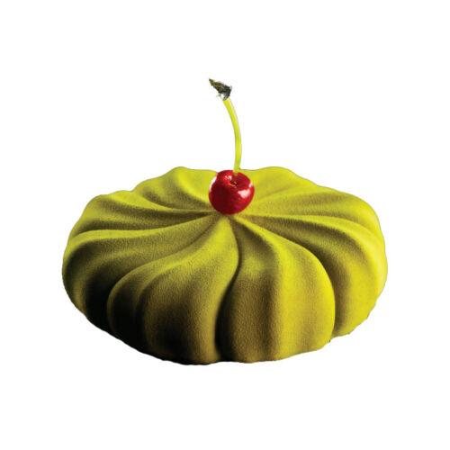 x 50 mm H Pavoni pavocake Silicone Twister Moule 180 mm Diam
