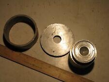 Lot Aluminum 3 Rod 4 Tube 4 Disk 6061 0262