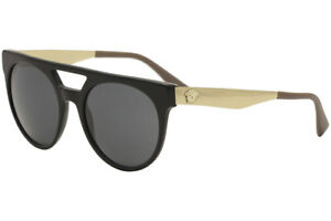 1f97fffe28 Image is loading Authentic-Versace-Sunglasses-VE4339-5248-87-55mm-Black-