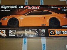 112862 HPI Sprint 2 Flux RTR BMW M3 GTS Body 4944258025872