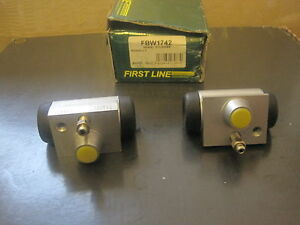 RENAULT-CLIO-II-98-REAR-BRAKE-WHEEL-CYLINDER-X-2