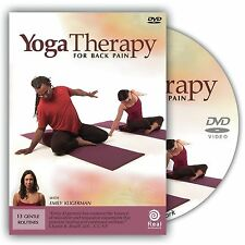 Yoga Therapy For Back Pain  - Exercise Video On DVD by Real Bodywork