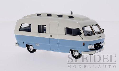 Maravilloso Neo-MODELCoche Mercedes L20DD Orion II Camper 1974 - 1 43 - LIM. Ed. 700