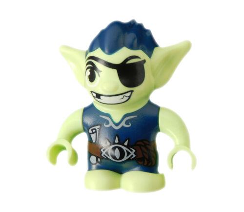 Lego Elves Dukelin Kobold Troll Goblin Minifigur Figur Legofigur elf027 Neu