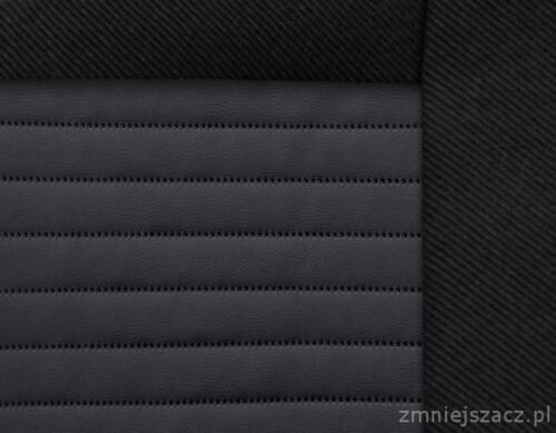 BMW Serie 2 Schwarz Universal Sitzbezüge Sitzbezug Auto Schonbezüge MODERN