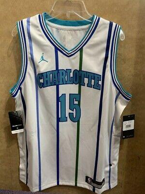 Charlotte Hornets Kemba Walker Statement Purple Swingman Jersey