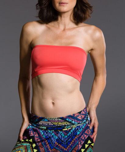 Onzie Hot Yoga Bandeau Top 300 Rose