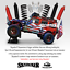 "Skyjacker Nitro Shocks 4-5/"" Front 1-5/"" Rear Lift for Dodge Ram 1500 4WD 94-01"