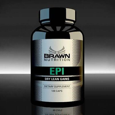BRAWN NUTRITION EPI 120 caps EPISTANE 10mg | eBay