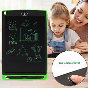"Great Gift For Kids! 8.5"" LCD e-Writer Tablet Writing Drawing Memo Boogy Board"