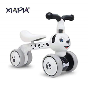 XIAPIA Baby Toddler Tricycle Bike No Pedals 10-36 Months Ride-on Toys Gifts Bike