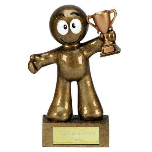 12cm free engraving /& p/&p Kids Stuff Icon Trophy Award