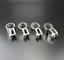 "4PCS Jaw Slide 1-1//4/"" Bimini Canopy Hardware Fittings Marine 316 Stainless Steel"