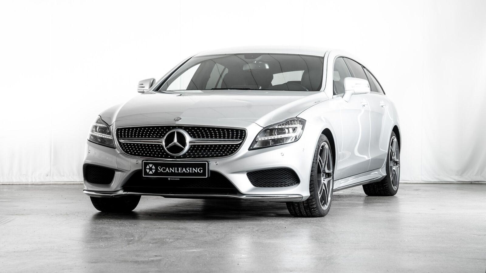 Mercedes CLS350 3,0 BlueTEC SB aut. 5d - 479.900 kr.