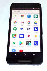 LG-Nexus-5X-32GB-Schwarz-ohne-Simlock-5-2-Zoll-12MP-LTE-Top-Zustand-180