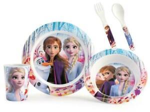 Lulabi-Disney-Frozen2-Set-5-Pezzi-Bimba-Melamina