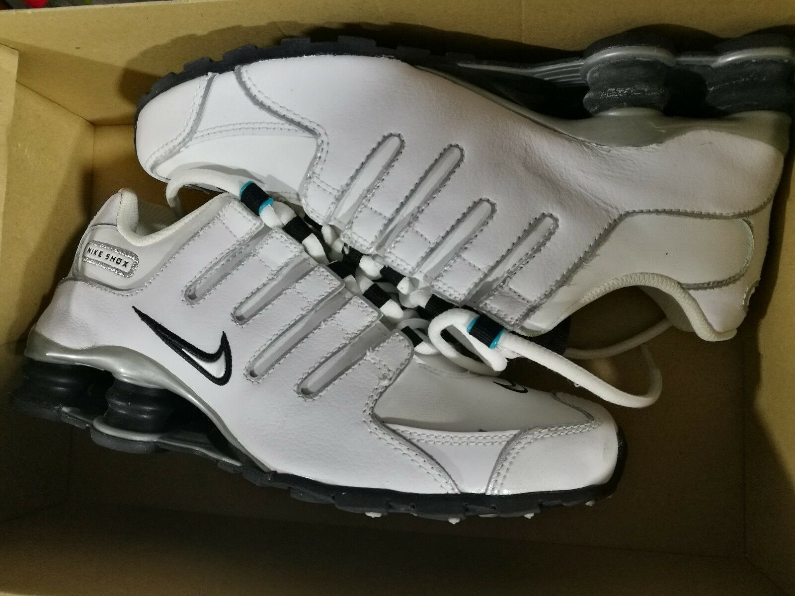 Rare New Nike SHOX NZ SI PLUS SPORT chaussures US Taille 4.5