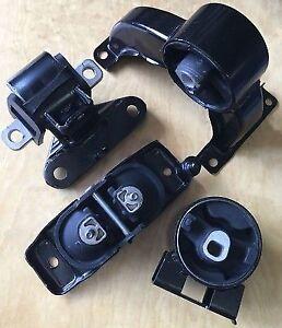 Motor Mounts for 2009-2010 Dodge Journey 2.4L L4 3.5L V6 2WD Engine /& Trans 4pcs
