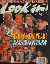 Look-In Magazine 2 January 1993    Alistair MacDougall    Jean-Claude Van Damme