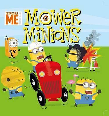 1 of 1 - Mower Minions Storybook Paperback Book