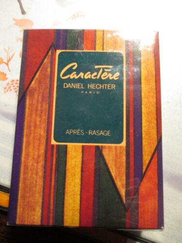 Daniel Hechter Caractere 50 ml After Shave Lotion old vintage Version  CbICI CIdbn