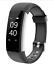 thumbnail 1 - New Black Aneken Heart Rate Smart Fitness Tracker Watch